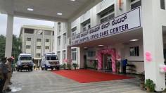 Giáo hội Ấn Độ khánh thành trung tâm chăm sóc bệnh nhân Covid-19