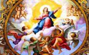 Mẹ Maria lên trời