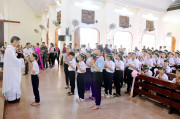 Tin ảnh: Gx. Hải Sơn: 65 thiếu nhi rước lễ lần đầu