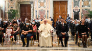 Đức Thánh Cha tiếp Hội Bác Ái thánh Phêrô