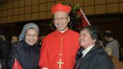 ĐHY Thang Hán mời gọi các tín hữu Hồng Kông hiệp nhất và hy vọng