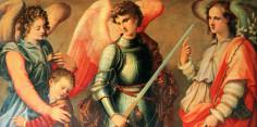 Lễ các Tổng Lãnh Thiên Thần Michael, Gabriel và Raphael (ngày 29 tháng 9)
