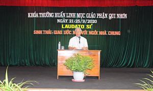 Môi trường sinh thái dưới nhãn quan Thần học của Thông điệp Laudato si'