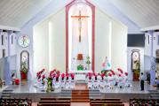 Gx. Hữu Phước: Thánh Lễ Tuyên Hứa Bao Đồng
