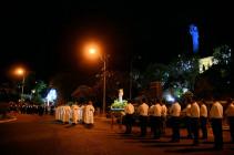 Đền Thánh Đức Mẹ Bãi Dâu: Cử hành phụng vụ đầu tháng 10.2020 - Tôn kính Mẹ Maria
