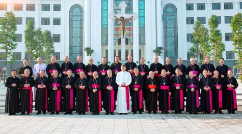 THÔNG BÁO v/v cầu nguyện cho Hội Nghị Thường Niên của Hội Đồng Giám Mục Việt Nam
