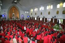 Gp. Bà Rịa: Đại lễ kính Thánh nữ Faustina- Bổn mạng Hội Lòng Chúa Thương Xót