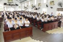 Tin Ảnh: Gx. Thiện Phước: Thánh lễ Tuyên hứa Bao Đồng- Ngày 25.10.2020