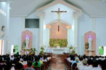 Gp. Bà Rịa: Ban Loan Báo Tin Mừng họp mặt mừng lễ Khánh Nhật Truyền Giáo