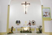 Tin Ảnh: Gx. Văn Côi: Thánh lễ khai mạc ngày Chầu Thánh Thể thay giáo phận