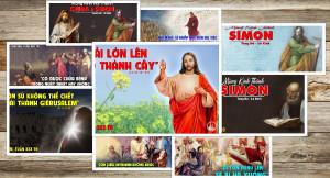 Hình minh họa Lời Chúa TUẦN XXX THƯỜNG NIÊN – NĂM A