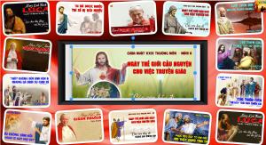 Hình minh họa Lời Chúa TUẦN XXIX THƯỜNG NIÊN – NĂM A