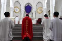Hành trình tâm linh của các giám mục