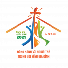 Công bố Logo Năm Mục vụ Giới trẻ 2021