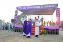 Tin Ảnh: Gx. Phước Tân: Thánh lễ cầu cho các tín hữu đã qua đời