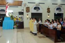 Tin Ảnh: Gx. Phước Tân: Mừng lễ Chúa Kitô Vua- Bổn mạng Giáo xứ
