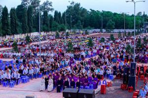 Gx. Vinh Châu: Thánh lễ cầu cho các đẳng linh hồn tại nghĩa trang giáo xứ