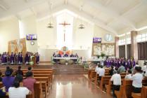 Gx. Sao Mai: Thánh lễ Giỗ 3 năm Cha cố Phêrô Nguyễn Văn Giản