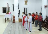 Gx. Đất Đỏ: Mừng kính trọng thể Các Thánh Tử Đạo Việt Nam