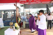 Tin Ảnh: Gx. Thiện Phước: Thánh lễ cầu cho Các Đẳng Linh Hồn