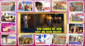 Hình minh họa Lời Chúa TUẦN XXXII THƯỜNG NIÊN – NĂM A