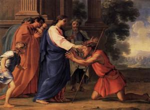 Cái nhìn thoáng qua về việc đặt tay chữa lành trong Tân ước