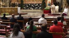 ĐTC Phanxicô cử hành Thánh lễ Chúa Ki-tô Vua vũ trụ