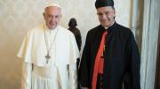 Đức Thượng Phụ Bechara Rai thảo luận với ĐTC về tình hình bi thảm của Li-băng