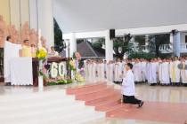 Thánh lễ mừng 60 năm Thành lập Giáo phận Mỹ Tho