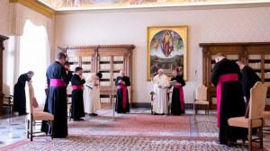 Tiếp kiến chung 11-11-2020: Phải luôn cầu nguyện, ngay cả khi dường như Chúa không nghe