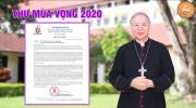 Toà Giám mục Kon Tum: Thư Mục vụ Mùa Vọng 2020