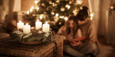 9 cách tuyệt vời giúp trẻ em biến Mùa Vọng thành thời gian chờ đợi Giáng sinh