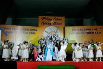 Tin Ảnh: Gx. Vinh Châu: Thánh lễ Vọng mừng Chúa Giáng Sinh 2020