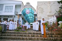 Núi Chúa Tao Phùng: Hành hương ngày Thứ Sáu đầu tháng 12.2020