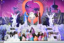 Tin Ảnh: Gx. Long Tâm:  Thánh lễ mừng Chúa Giáng Sinh 2020
