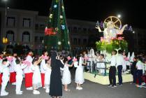 Tin Ảnh: Gx. Lam Sơn: Thánh lễ mừng Chúa Giáng sinh 2020