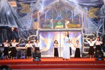 Tin ảnh: Gx. Hòa Thuận: Chung kết Thánh ca Giới Trẻ mừng Chúa Giáng Sinh 2020