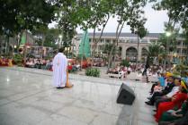 Tin Ảnh: Gx. Lam Sơn: Mừng lễ kính Thánh Gia Thất 2020
