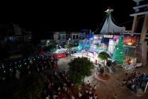 Tin ảnh: Gx. Phước Tỉnh: Canh thức và Thánh lễ đêm mừng Chúa Giáng Sinh 2020