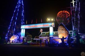 Tin ảnh: Gx. Sơn Hòa: Canh thức và Thánh lễ đêm mừng Chúa Giáng Sinh
