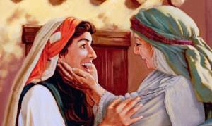 Bốn chân dung của Đức Maria