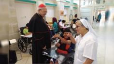 Covid-19: Từ Vatican 10 triệu euro được gửi đến các Giáo hội Đông phương