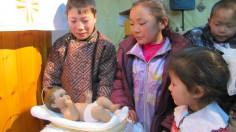 Giáng Sinh của Giáo hội Mông Cổ
