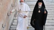 ĐTC gửi sứ điệp mừng lễ thánh Anrê, bổn mạng Giáo hội Chính Thống Constantinople
