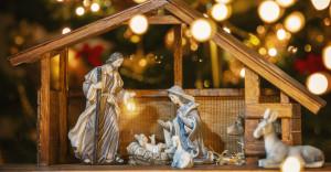 Để cho ánh sáng Giáng sinh tràn ngập tổ ấm và con tim