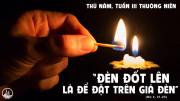 28.01.2021 – Thứ Năm tuần III Thường niên - Thánh Tôma Aquinô, linh mục, tiến sĩ Hội Thánh