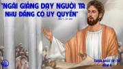 CÁC BÀI SUY NIỆM LỜI CHÚA CHÚA NHẬT IV THƯỜNG NIÊN- B