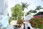 Gx. Thanh An:Thánh lễ tạ ơn và làm phép các công trình xây dựng trong giáo xứ