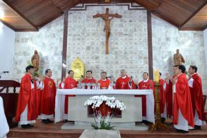 Gp. Bà Rịa: Thánh lễ tưởng niệm các vị Tử đạo Bà Rịa