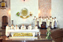 GP. Bà Rịa: Thánh lễ tạ ơn mừng 5 năm tấn phong giám mục của Đức cha Emmanuel Nguyễn Hồng Sơn